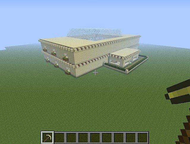 Admin Shop Mall Minecraft Project