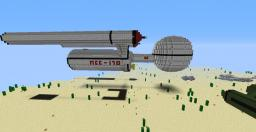Collection of small star trek ships and shuttles Minecraft Map & Project