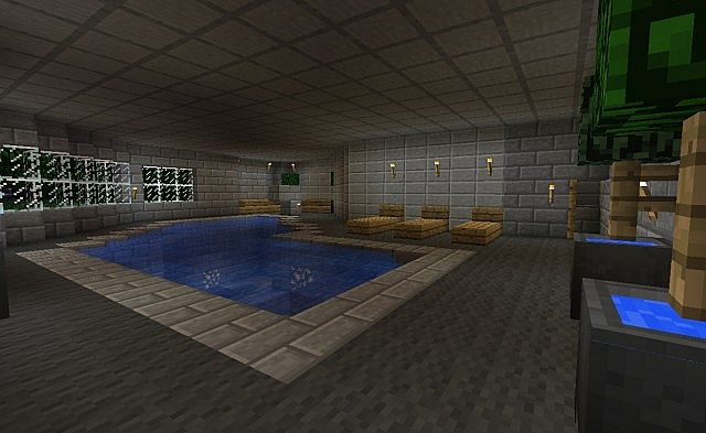 Minecraft Hotel Minecraft Project