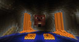 Caves Of The Underworld (Caved in) Minecraft Map & Project