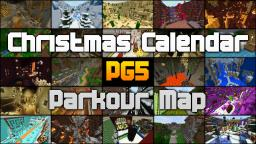 Parkour Map v1.1 - Christmas Calendar - minecraftpg5 Minecraft