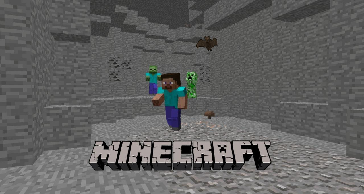 3d minecraft wallpaper minecraft blog - Minecraft wallpaper creator online ...