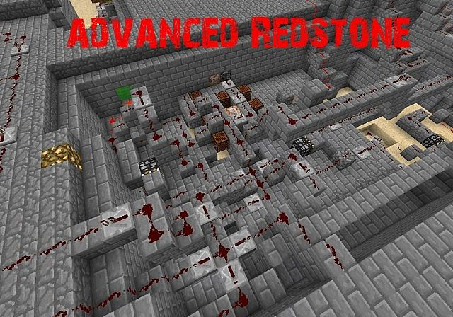 Very Advanced Redstone
