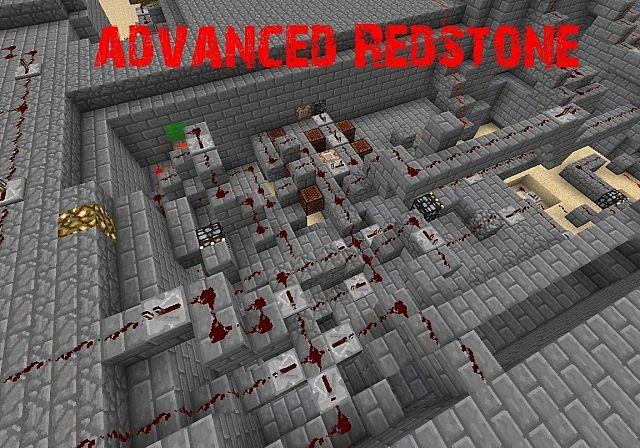 Very Advanced Redstone