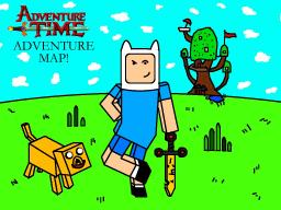 [400000+ Downloads!] Adventure Time Adventure Map!