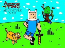 [400000+ DOWNLOADS!] Adventure Time Adventure Map!