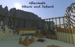 Aftermath - Attack and Defend | 8 Players | V1.2.3 Minecraft