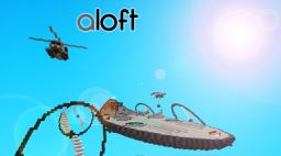 [Futuristic] Aloft - Flying Aircraft Carrier (WoK Group Build) Minecraft Project