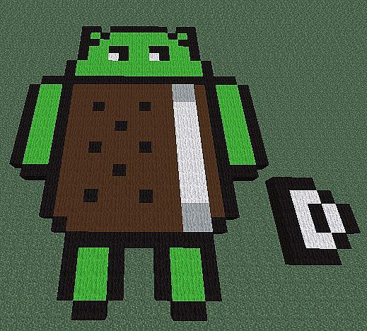 Minecraft Ice Cream Pixel Art Pixel Art Pl/eng Minecraft