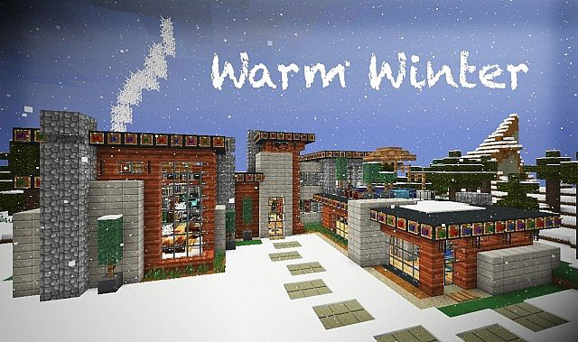 Warm Winter 2012 Holiday Special Minecraft Project