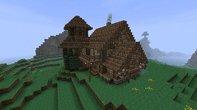 Medieval House #5 Minecraft Map