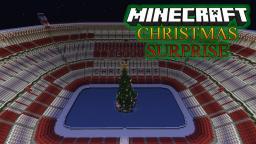 Christmas Surprise Stadium Minecraft Map & Project