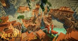 Aineuate - Lost City of Elders [Caved In Contest] Minecraft Map & Project