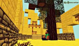 Abandoned Desert Chapel Minecraft Map & Project