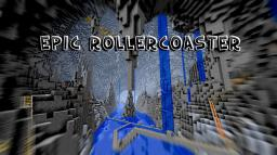Rollercoaster (Caved In Contest Entry) Minecraft Map & Project