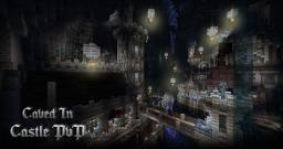 Caved In Contest - Castle PvP Minecraft Map & Project