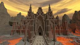 Gothic Castle Minecraft Map & Project
