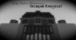 Lady Maelstromme's Steampunk Homestead Minecraft Map & Project