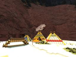 Indian village Minecraft Map & Project