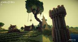 Linches Of Horn,  RELEASED! Minecraft Map & Project