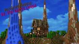 Medieval House [World Download] [By: The Golyx Forge] Minecraft Map & Project