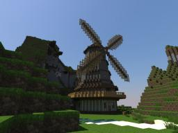 Mill Minecraft Map & Project