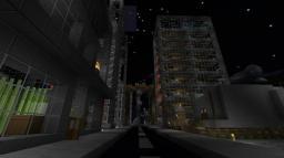 Massive city Minecraft Map & Project
