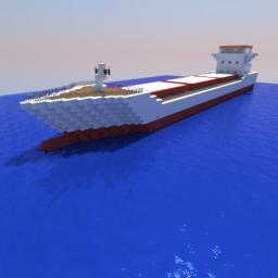 General Cargo Ship Minecraft Map & Project