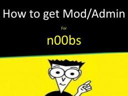 How to Get Mod/Admin/Staff Ranks Minecraft Blog