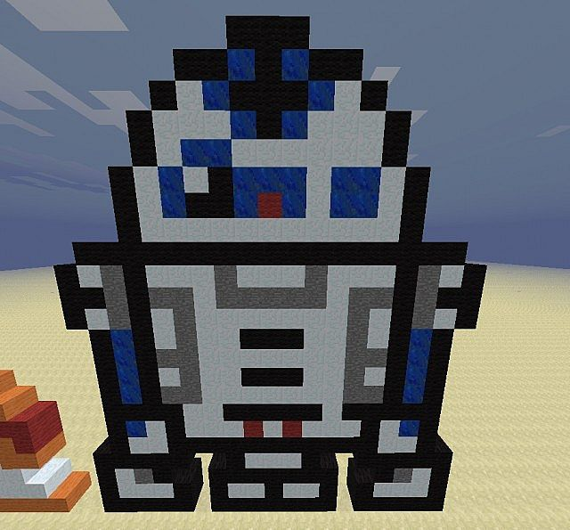 R2D2 Minecraft Project