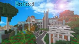 [Futuristic] Reflect - Huge Luxury Mansion Minecraft Map & Project