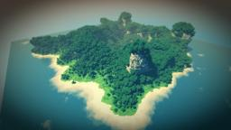 [1.5 Ready!] Reichi Island V2 - Custom terrain ( NOW WITH ORES) Minecraft Map & Project