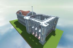 Romanesque Parliament (download) Minecraft Project