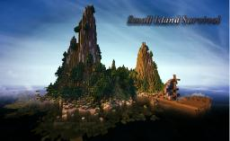 Small Island Survival Minecraft Map & Project
