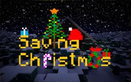 Saving Christmas - Adventure Map [1.4.6/German] Minecraft Map & Project
