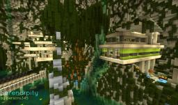 Serendipity [Caved In Contest] 19th Place! Minecraft Map & Project