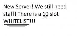 Survival Server Minecraft Server