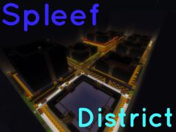 Spleef District! Minecraft Map & Project