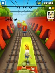Subway Surfers Minecraft Map & Project