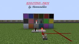 REDSTONE+ PACK 1.4.6! Minecraft Texture Pack