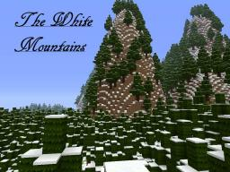 The White Mountains - Custom Terrain (DOWNLOAD) (10 DIAMONDS?!) Minecraft Map & Project