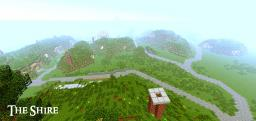 The Shire Minecraft Map & Project