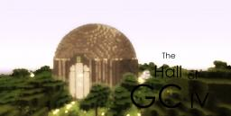 The Hall of GriffCraft IV Minecraft Map & Project