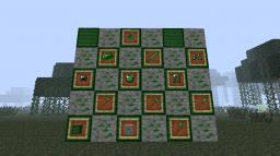 Greenium Mod - The green metal! - Better than Iron! - Modloader already included. 1.4.7 Minecraft Mod