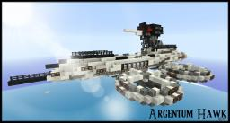 Argentum Hawk Minecraft Map & Project