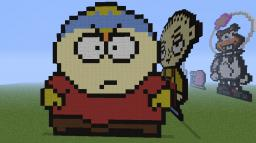 Cartman ( South Park ) ( challenge me guys ) Minecraft Map & Project