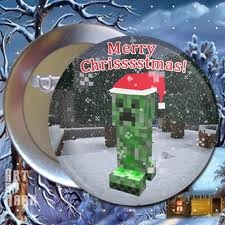 a chance of christmas special Minecraft Texture Pack