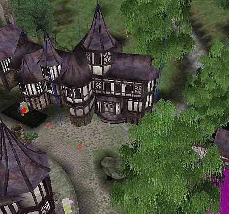 oblivion how to get a house in bravil