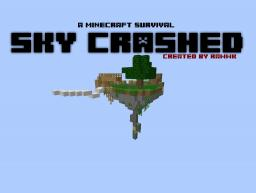 [Survival] Sky Crashed Minecraft Map & Project