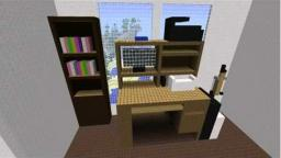 18:1 Scale Model of my house Minecraft Project